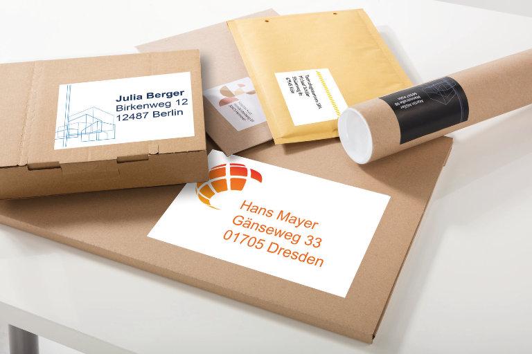 AVERY Zweckform Universal Etiketten 105 x 74 mm weiß 1.760 Etiketten