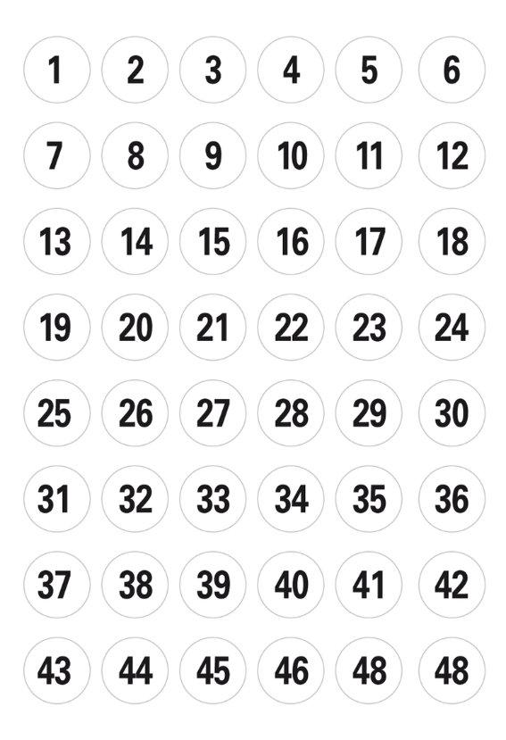 52 Buchstaben und 20 Klebezahlen 12 mm Hoch   Aufkleber Matt  Schwarz Sparpreis