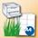 Grasetiketten auf Bögen|DIN A4|für digitale Drucksysteme|